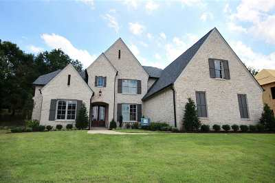 Collierville Single Family Home For Sale: 1189 Derby Run