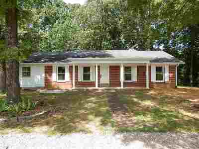 Savannah Single Family Home For Sale: 8405 Clifton