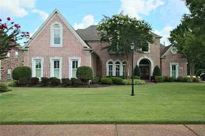 Olive Branch MS Single Family Home For Sale: $437,000