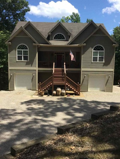 Counce Single Family Home For Sale: 120 Knotty Oaks