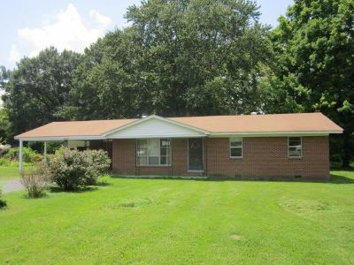 Tipton County Single Family Home For Sale: 1525 Michael