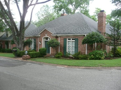 Memphis Single Family Home For Sale: 6396 N Massey Hill