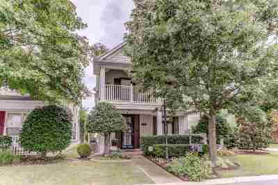 Memphis Single Family Home For Sale: 258 Fleets Island