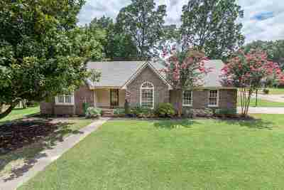 Collierville Single Family Home Contingent: 511 Old Oak