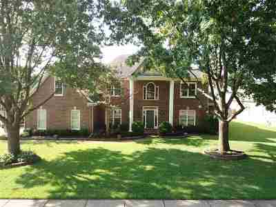 Collierville Single Family Home For Sale: 619 Fort Sumpter