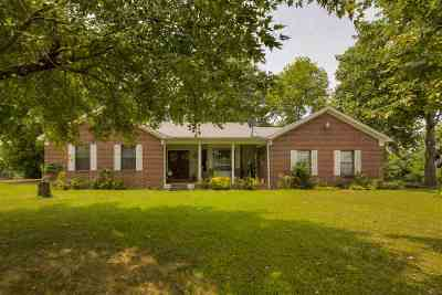 Tipton County Single Family Home For Sale: 63 Apache