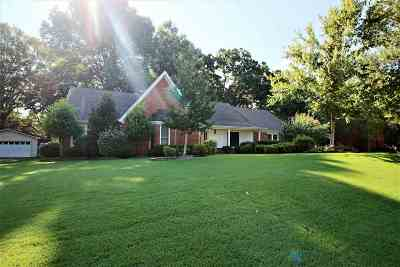 Collierville TN Single Family Home Contingent: $335,000