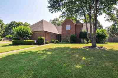 Collierville Single Family Home For Sale: 1540 Grayson