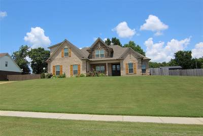 Tipton County Single Family Home For Sale: 36 Littleton