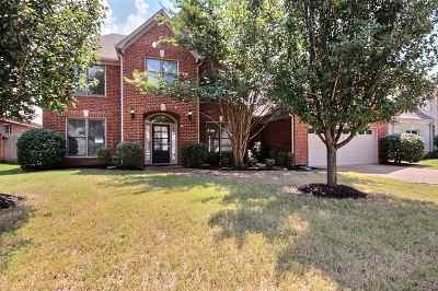 Collierville Single Family Home For Sale: 10361 Pilot Rock