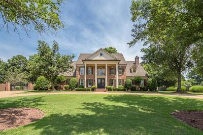 Germantown TN Single Family Home For Sale: $925,000