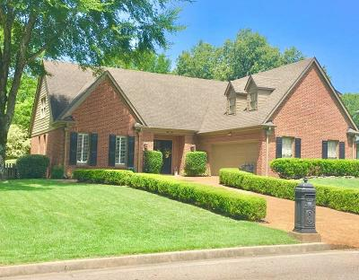 Collierville Single Family Home For Sale: 10567 Flemings