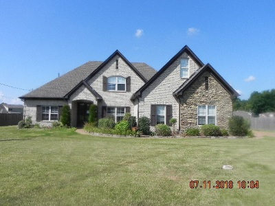 Tipton County Single Family Home For Sale: 255 Julia Ann