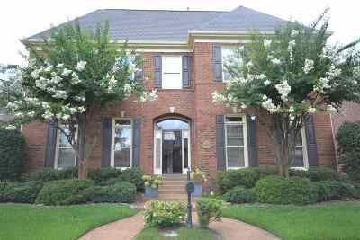 Germantown Single Family Home For Sale: 7999 Fox Fern
