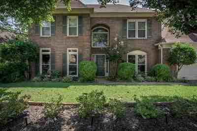 Collierville Single Family Home For Sale: 1184 Sugar