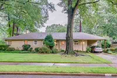 Memphis Single Family Home For Sale: 4318 Charleswood