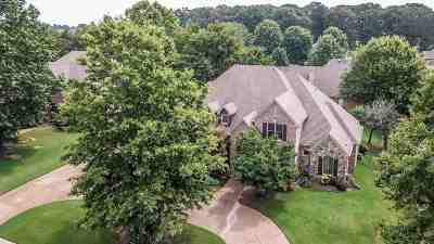 Collierville Single Family Home For Sale: 1366 Wahkin