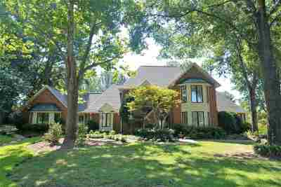 Memphis Single Family Home For Sale: 436 Walnut Point