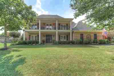 Collierville Single Family Home Contingent: 1893 McCool Forest