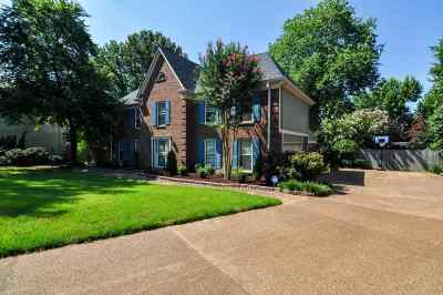Collierville Condo/Townhouse For Sale: 855 Concordia