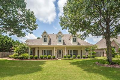 Collierville Single Family Home For Sale: 1569 Grayson