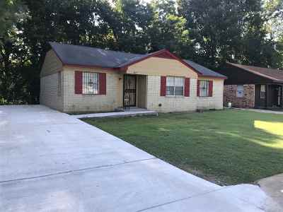 Memphis Single Family Home For Sale: 4097 Mossville
