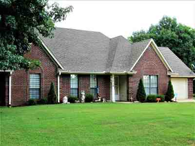 Tipton County Single Family Home For Sale: 1318 Beaver Creek