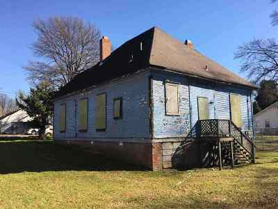 Memphis Single Family Home For Sale: 1261 Driver