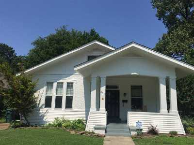 Memphis Single Family Home For Sale: 453 Angelus