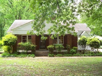 Memphis Single Family Home For Sale: 3341 Lakeview