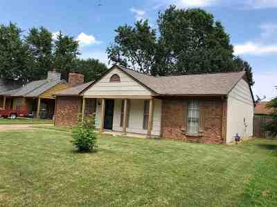 Memphis Single Family Home For Sale: 2664 Harlingen