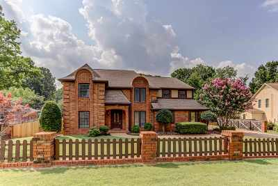 Germantown Single Family Home For Sale: 8396 Briar Creek