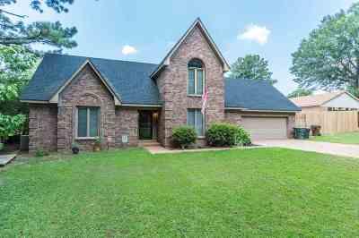 Bartlett Single Family Home For Sale: 3381 Oak