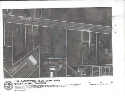 Collierville Residential Lots & Land For Sale: 437 S Rowlett