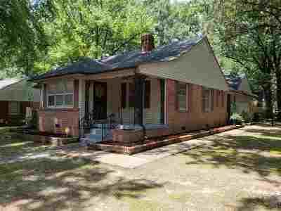 Memphis Single Family Home For Sale: 3728 Allandale