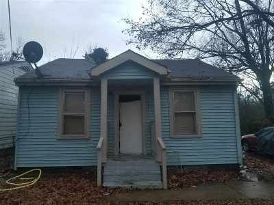 Memphis Single Family Home For Sale: 2887 Woodlawn