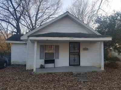 Memphis Single Family Home For Sale: 3253 Nathan
