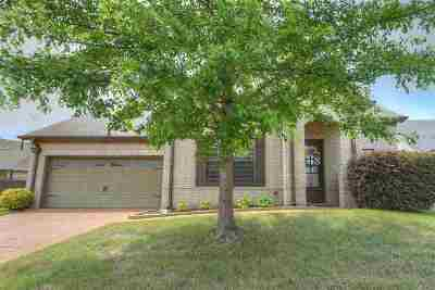 Memphis Single Family Home For Sale: 10224 New Well