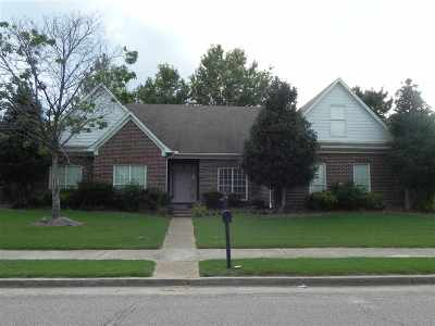 Collierville Single Family Home For Sale: 1305 W Sweet Rain