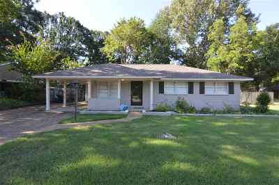 Memphis Single Family Home For Sale: 5093 Sequoia