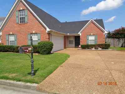Memphis Single Family Home For Sale: 2786 Shady Well