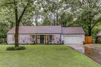 Memphis Single Family Home For Sale: 4490 Princeton