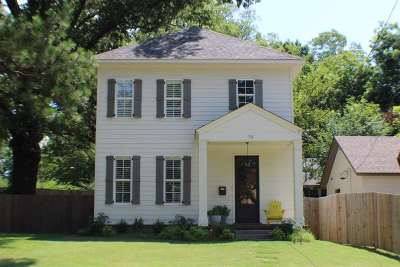 Memphis Single Family Home For Sale: 752 Echles