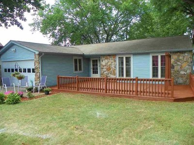Shelby County Single Family Home For Sale: 7062 Autumnhill