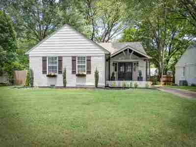 Memphis Single Family Home For Sale: 3688 Philwood