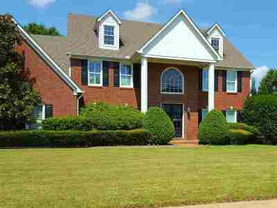 Collierville Single Family Home For Sale: 1415 Statesboro