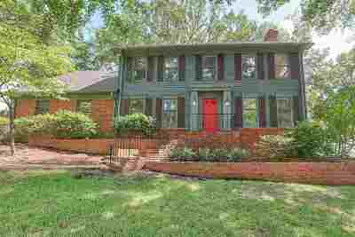 Memphis Single Family Home For Sale: 172 S Walnut Bend