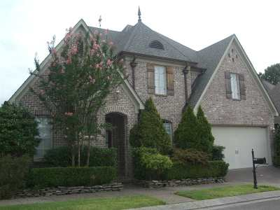 Germantown TN Single Family Home For Sale: $429,900