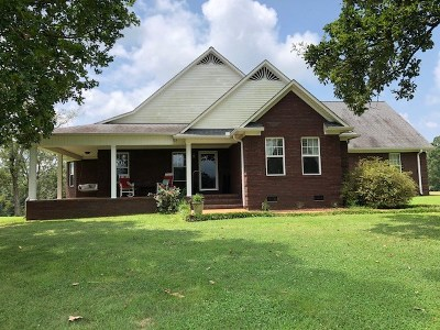 Savannah Single Family Home For Sale: 4685 Highway 69