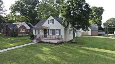 High Point Terrace Single Family Home For Sale: 3590 Autumn